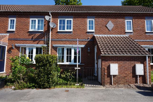 Thumbnail Town house for sale in The Conifers, York