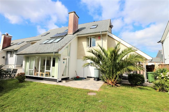 Thumbnail Detached house for sale in Godolphin View, Camborne