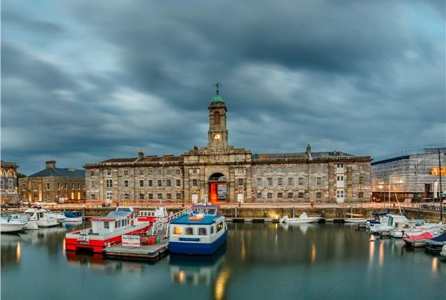 Thumbnail Office to let in Melville Building Royal William Yard, Plymouth, Devon