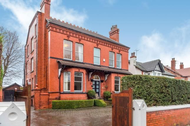 Thumbnail Detached house for sale in Victoria Road West, Crosby, Liverpool, Merseyside