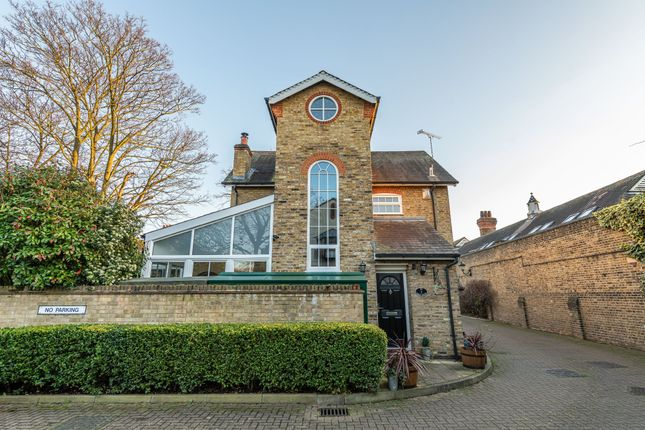 Thumbnail Detached house for sale in Albury Mews, Harpenden Road, London