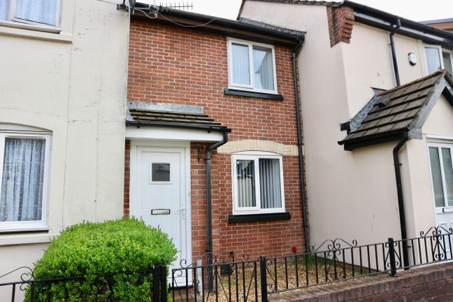 Thumbnail Terraced house for sale in Poplar Mews, Troedyrhiw, Merthyr Tydfil