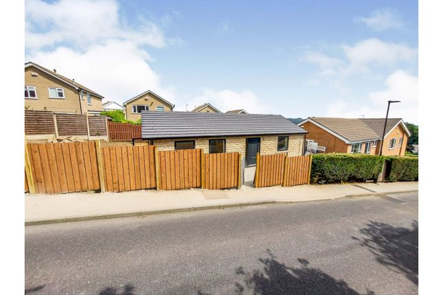 2 bed detached bungalow for sale in 4 Kirk Edge Road Worrall, Sheffield S35