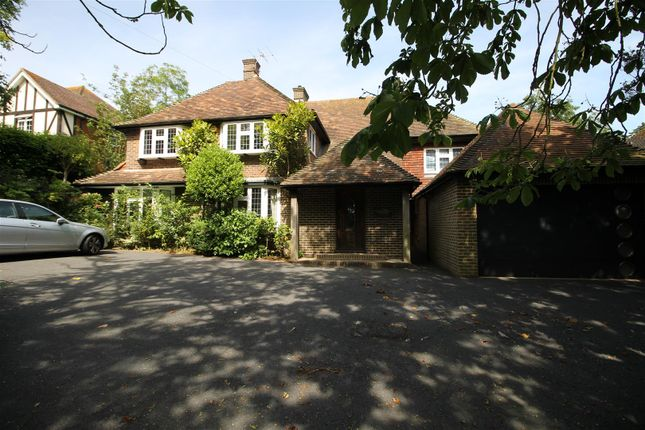 Thumbnail Detached house for sale in Collington Rise, Bexhill-On-Sea
