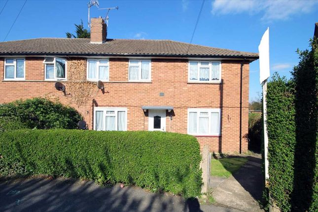 Thumbnail Maisonette for sale in Vega Road, Bushey WD23.
