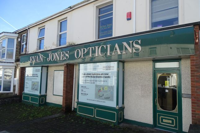 Thumbnail Commercial property for sale in John Street, Llanelli