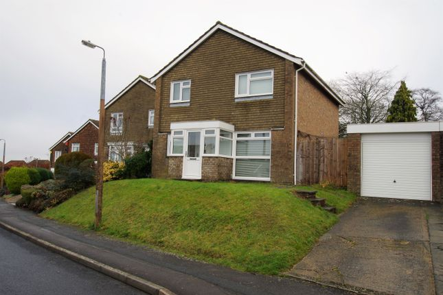Thumbnail Detached house for sale in Bankside, Old Town, Swindon