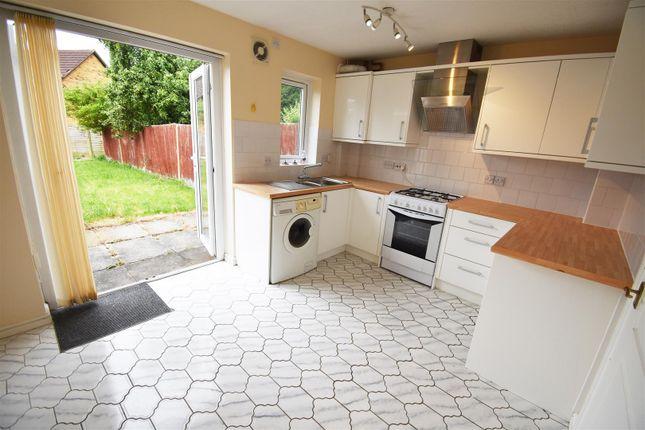 Kitchen/Diner of Calverleigh Crescent, Furzton, Milton Keynes MK4