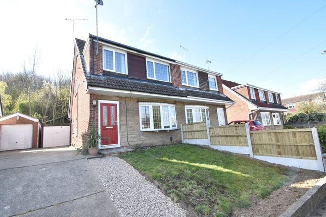 3 bed semi-detached house to rent in Eastdown, Castleford WF10