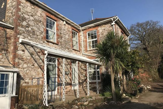 Thumbnail Farmhouse to rent in Secmaton, Secmaton Lane, Dawlish