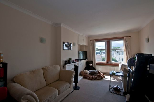 Lounge of 103 Ashley Terrace, Alloa, Clackmannanshire 2Bb, UK FK10