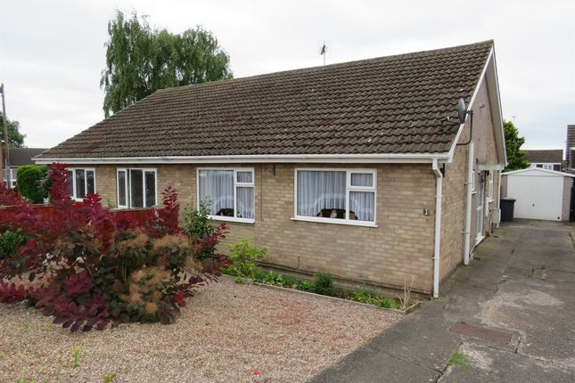 2 bed semi-detached bungalow for sale in Brampton Close, Mickleover, Derby
