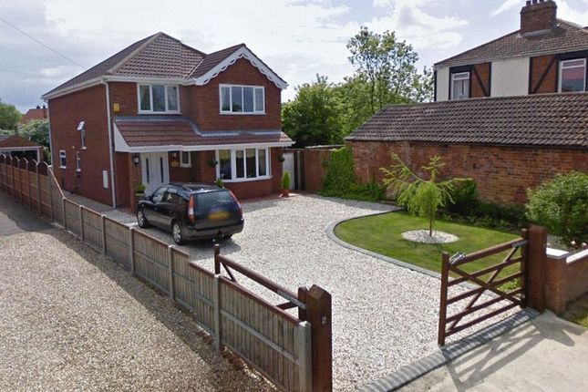 Thumbnail Detached house for sale in Mill Lane, Grainthorpe, Louth