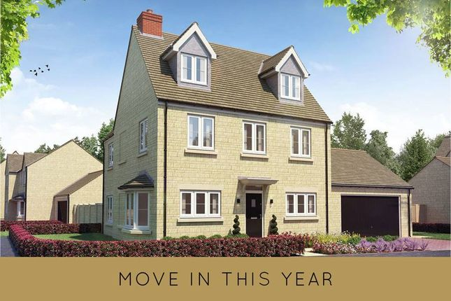 """Thumbnail Detached house for sale in """"The Oatvale"""" at Church Road, Long Hanborough, Witney"""