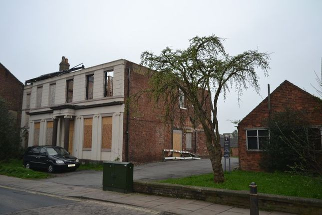 Thumbnail Block of flats for sale in Fleetgate, Barton-Upon-Humber
