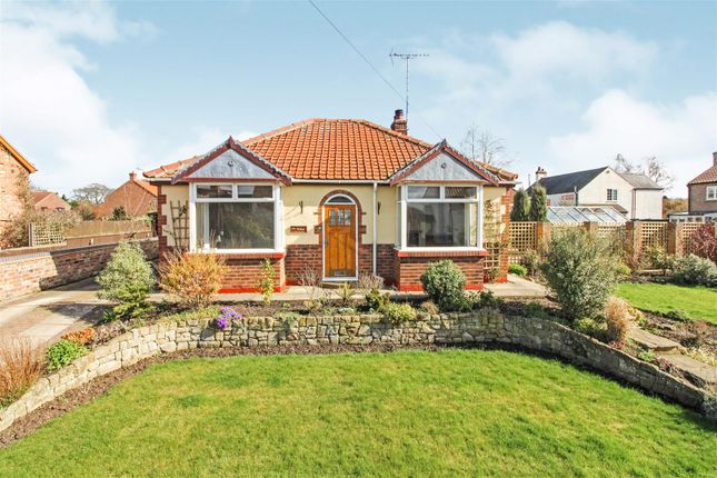 Thumbnail Detached bungalow for sale in West End, Skerne, Driffield