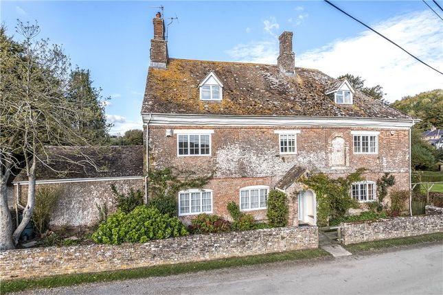 Thumbnail Detached house for sale in Middle Street, Dewlish, Dorchester