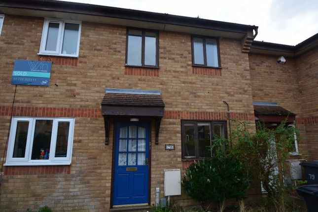 2 bed property to rent in Whitacre, Parnwell, Peterborough PE1