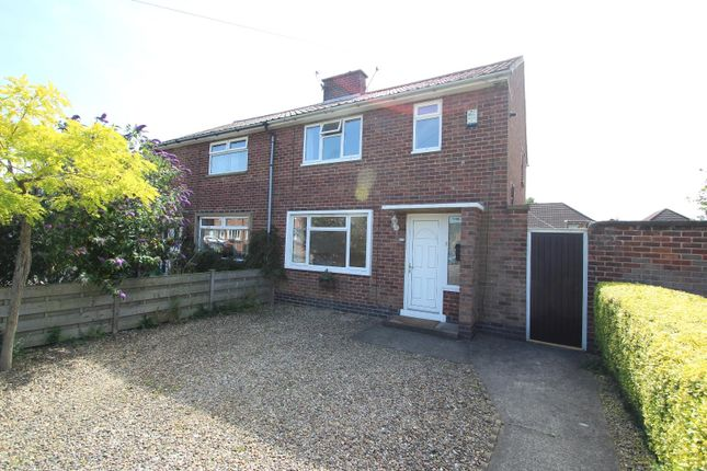 Thumbnail Semi-detached house to rent in Wains Road, York