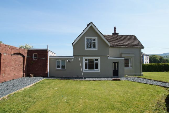 Thumbnail Detached house for sale in Parkside, Cleator Moor