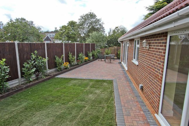 Garden of Thornhill Road, Ickenham UB10