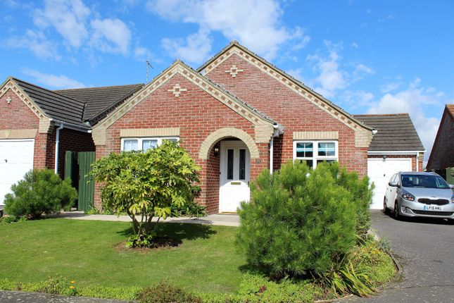 Thumbnail Detached bungalow for sale in Ashby Meadows, Spilsby