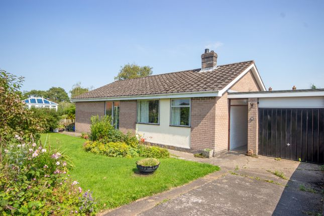 Thumbnail Bungalow for sale in 6 Cawflands, Durdar, Carlisle, Cumbria