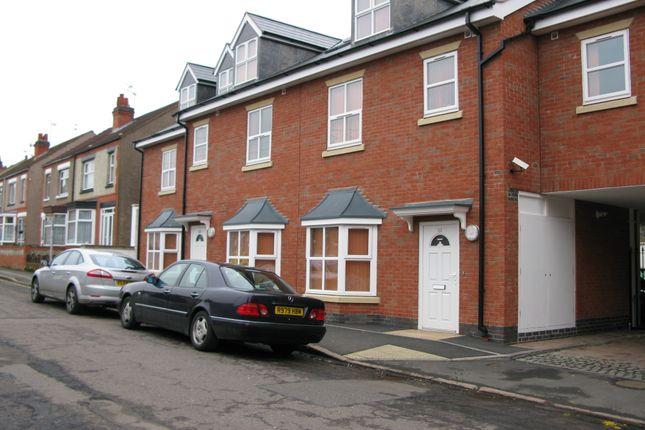 Thumbnail Flat to rent in David Road, Stoke