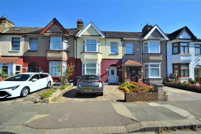 Thumbnail Terraced house for sale in Gordon Road, Ilford