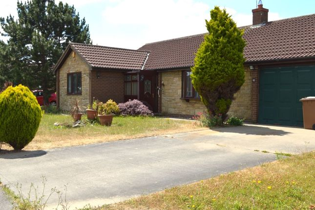 Thumbnail Bungalow for sale in Limetrees, Pontefract