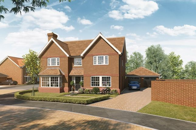 Thumbnail Detached house for sale in Crowell Road, Chinnor