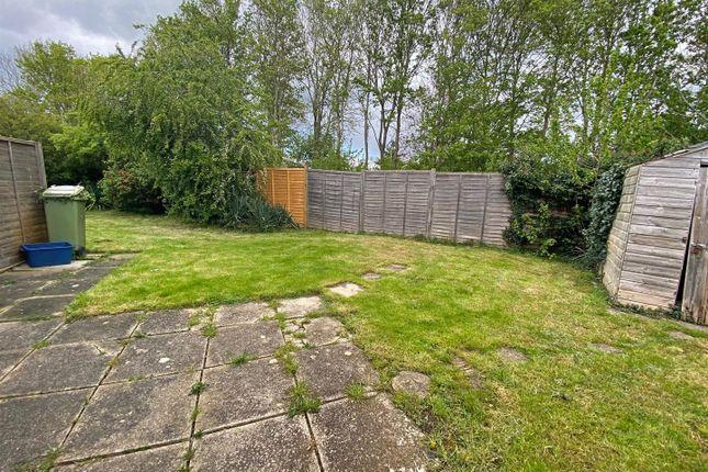 Thumbnail Semi-detached house to rent in Shipman Court, Willen Park, Milton Keynes