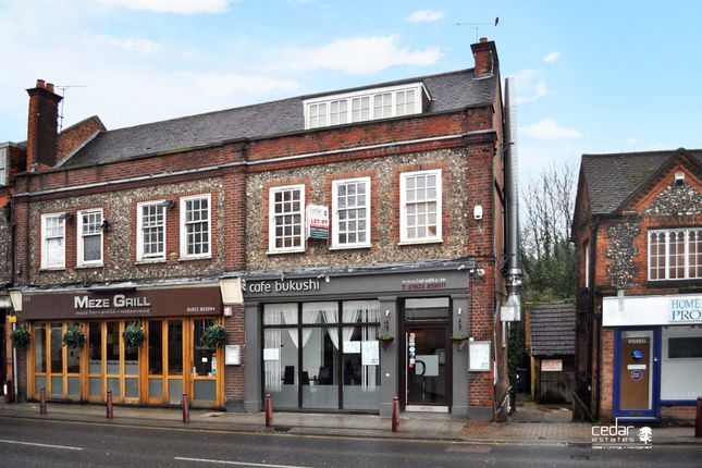Thumbnail Duplex to rent in Watling Street, Radlett