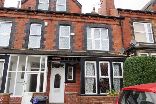 Thumbnail Terraced house for sale in Headingley Mount, Headingley, Leeds