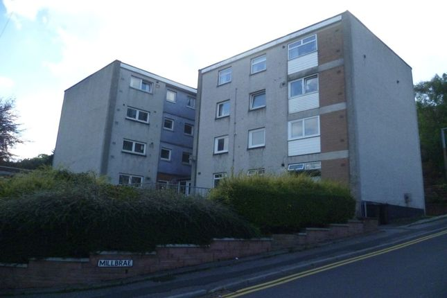 Thumbnail Flat to rent in Millbrae Street, Dumfries