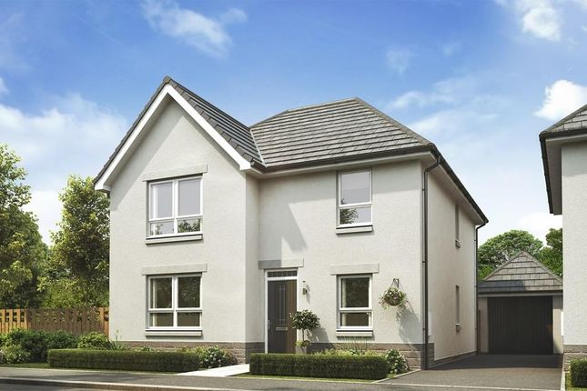 "Thumbnail Detached house for sale in ""Ballater"" at East Calder, Livingston"