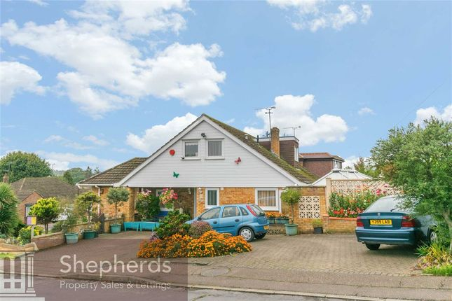 Thumbnail Semi-detached bungalow for sale in Western Road, Nazeing, Essex