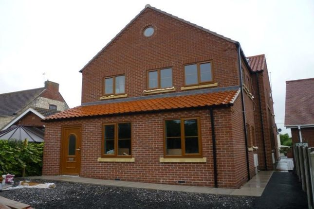 Thumbnail Terraced house to rent in Hall Villa Lane, Toll Bar, Doncaster