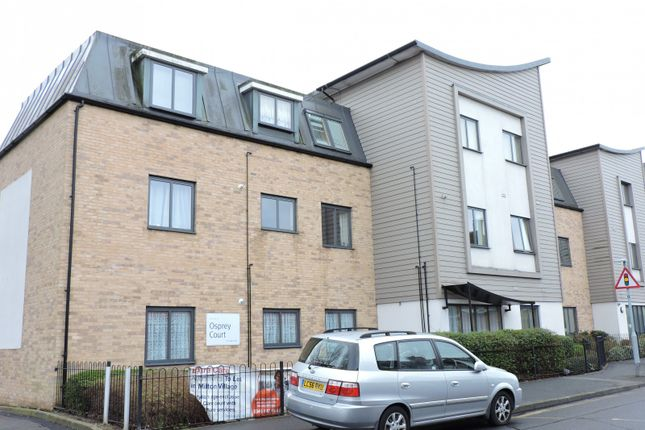 Thumbnail Flat to rent in Osprey Court, Moorings Way, Southsea