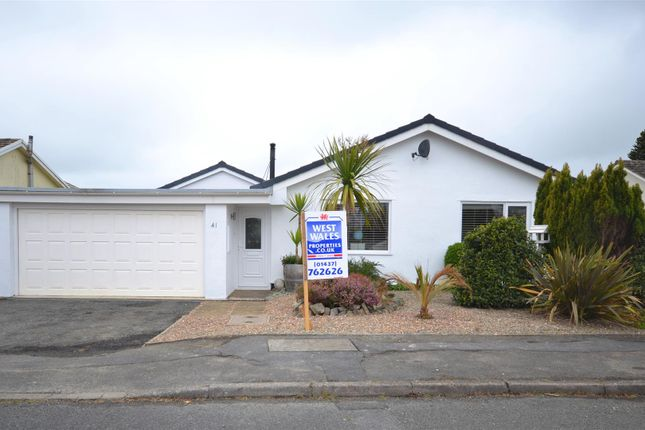 Thumbnail Detached bungalow for sale in St. Brides View, Roch, Haverfordwest