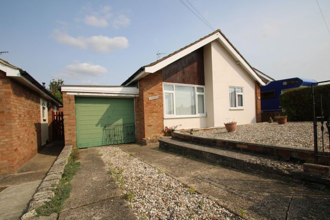 Thumbnail Detached bungalow for sale in Highfield Road, Sudbury