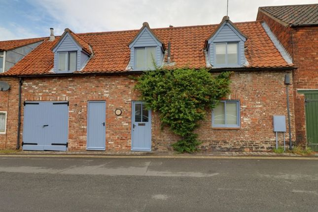 3 bed terraced house for sale in Castledyke South, Barton-Upon-Humber DN18