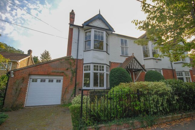 Thumbnail Semi-detached house for sale in Tennyson Road, Hutton, Brentwood, Essex