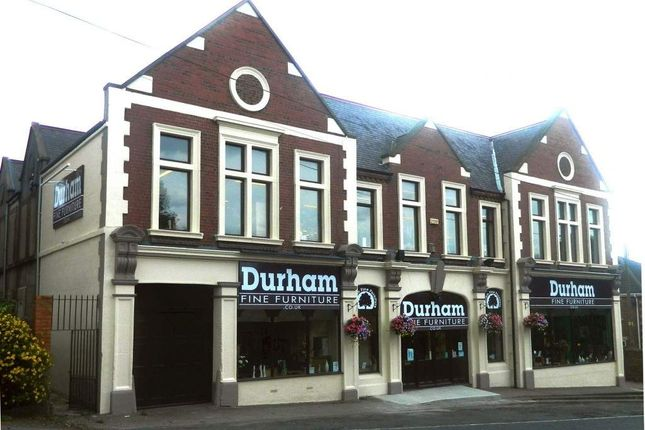 Thumbnail Retail premises for sale in Front Street, Sherburn Hill, Durham