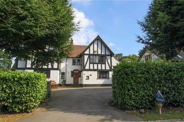Thumbnail Detached house for sale in Upper Park Road, Camberley, Surrey