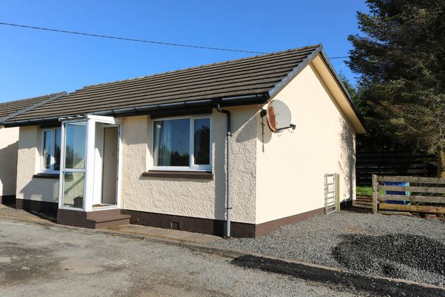 Thumbnail Bungalow for sale in Borve, By Portree