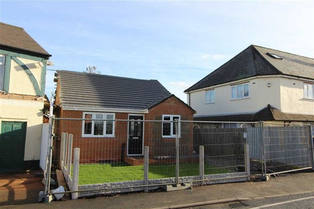 Thumbnail Detached bungalow for sale in Adjacent To 23, Vale Street, Dudley