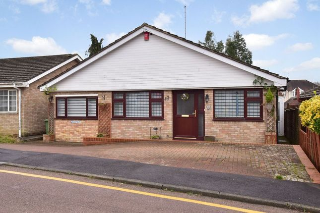 Thumbnail Detached bungalow for sale in Birch Grove, Potters Bar