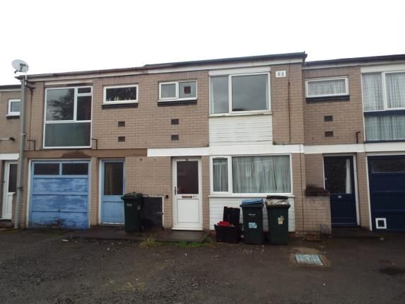 2 bed terraced house for sale in Runcorn Walk, Walsgrave, Coventry