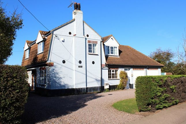 Thumbnail Detached house for sale in Kirby Road, Great Holland, Frinton-On-Sea